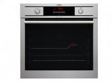 """24"""" built-in stainless steel multi-function oven"""