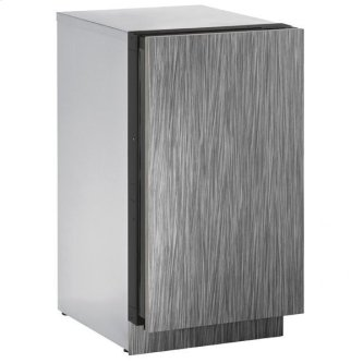 """18"""" Clear Ice Machine With Integrated Solid Finish, No (115 V/60 Hz Volts /60 Hz Hz)"""
