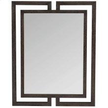 Decorage Mirror in Cerused Mink (380)