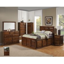 T459 Traditional Bedroom