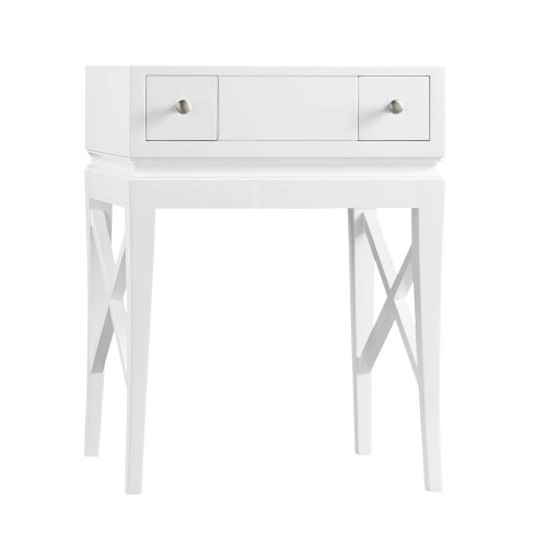 "Angelica 23"" Bathroom Vanity Cabinet Base in White"
