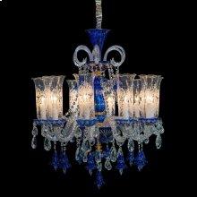 Winter Palace 10 Light Chandelier
