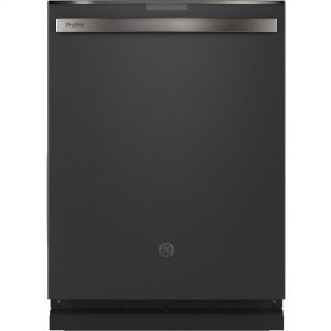 GE ProfileGE Profile™ Top Control with Stainless Steel Interior Dishwasher with Sanitize Cycle & Dry Boost with Fan Assist