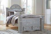 Zolena - Silver 4 Piece Bedroom Set Product Image