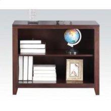 Espresso Bookshelf