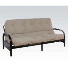 """8""""futon Matress Khaki"""