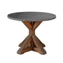 Aura Dining Table w/Stone Top