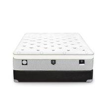 Norwalk - ComfortCare Hybrid - Cushion Firm - Euro Top - Queen
