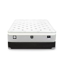 Norwalk - ComfortCare Hybrid - Cushion Firm - Euro Top - Queen