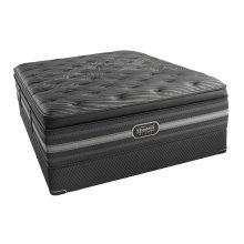 Beautyrest - Black - Natasha - Luxury Firm - Pillow Top - Queen - FLOOR MODEL