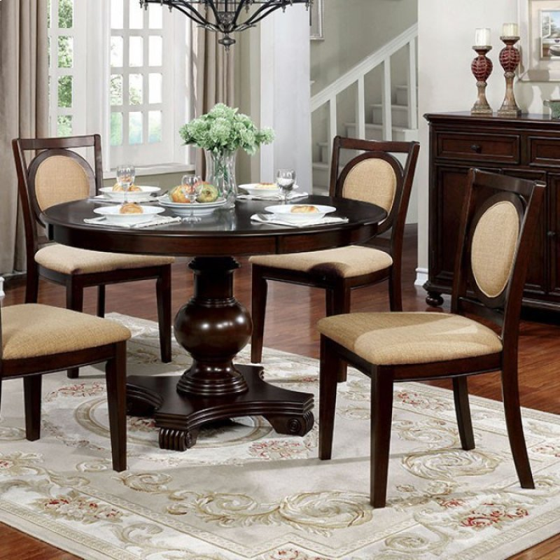 Round Table Watsonville Ca.Cm3306rt In By Furniture Of America In San Jose Ca Abergele Round