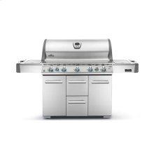 Mirage 730 with Side Burner and Infrared Bottom & Rear Burners