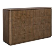 Daultry Eight Drawer Dresser
