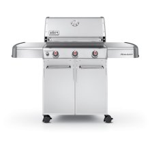 GENESIS® S-310™ LP GAS GRILL -STAINLESS STEEL