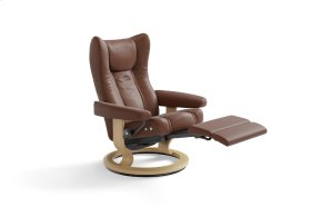 Stressless Wing Medium Leg Comfort
