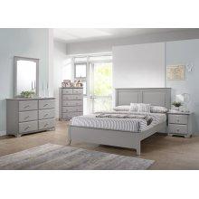 6 Drawer Double Dresser