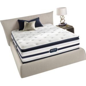 SimmonsBeautyrest - Recharge - Ultra - Crestview - Luxury Firm - Pillow Top - Cal King