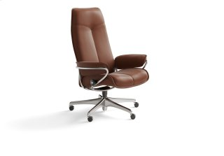 Stressless City High Back Star Base Office