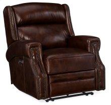 Living Room Carlisle Power Recliner w/Pwr Headrest