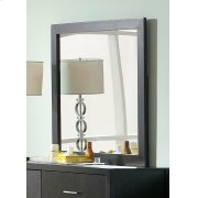 Grove Black Dresser Mirror Product Image