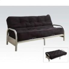 Futon Silver Metal Product Image