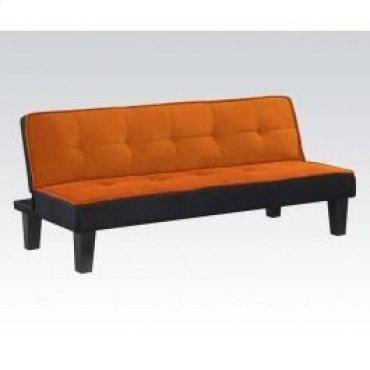 Orange Adjustable Sofa