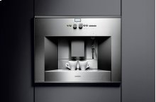 CM 210: 24-inch built-in coffee machine