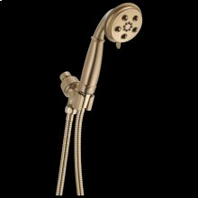 Champagne Bronze H2Okinetic ® 3-Setting Shower Mount Hand Shower