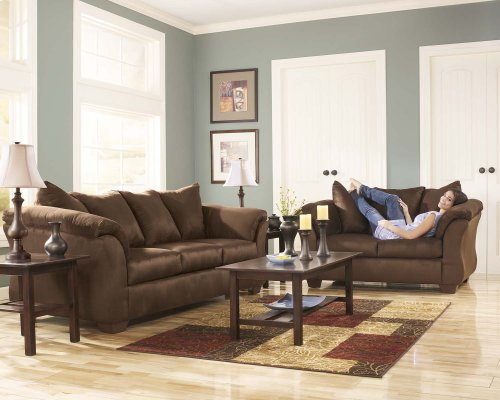 Darcy Sofa - Cafe