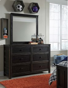 Jaysom - Black 2 Piece Bedroom Set