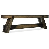 Living Room Crafted Console Table Product Image