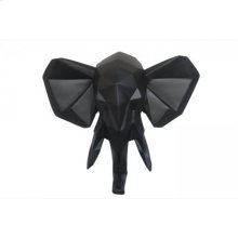 Geometric Decorative Elephant