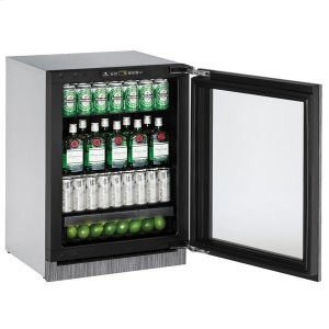 "U-Line24"" Refrigerator With Integrated Frame Finish (230 V/50 Hz Volts /50 Hz Hz)"