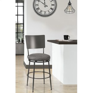 Hillsdale FurnitureTowne Commercial Grade Swivel Counter Stool