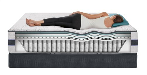 iComfort Hybrid - HB300S - SmartSupport - Cushion Firm - Full XL