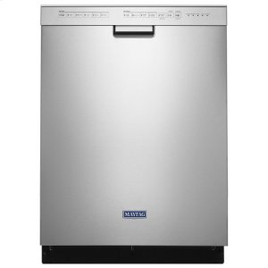 MaytagStainless Steel Tub Dishwasher with Most Powerful Motor on the Market