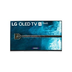 LG AppliancesLG E9 Glass 55 inch Class 4K Smart OLED TV w/AI ThinQ® (54.6'' Diag)