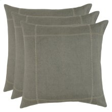 Heirloom Vine Duvet 3Pc Euro Sham Set