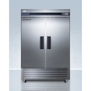 SummitPerformance Series Pharma-lab 49 CU.FT. All-freezer In Stainless Steel