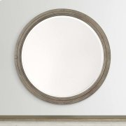 Bella Round Mirror Product Image