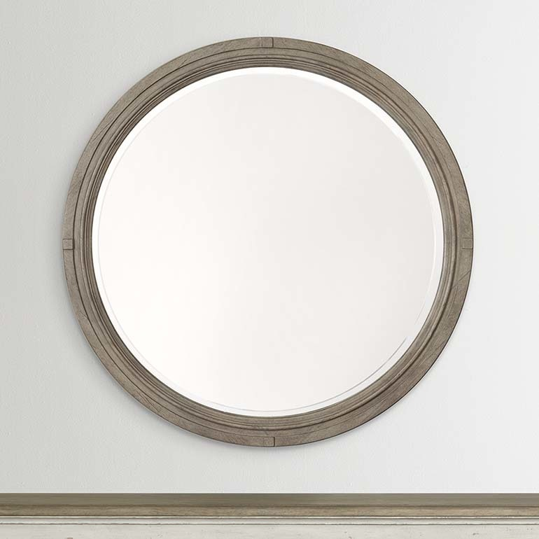 ... Bassett Furniture 25720209. Bella Round Mirror