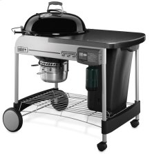 PERFORMER® DELUXE CHARCOAL GRILL - 22 INCH BLACK