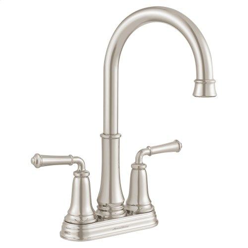 Delancey Single Handle Bar Sink Faucet  American Standard - Polished Nickel