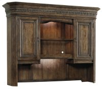 Home Office Rhapsody Computer Credenza Hutch Product Image
