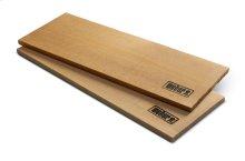 FirespiceTM Cedar Planks