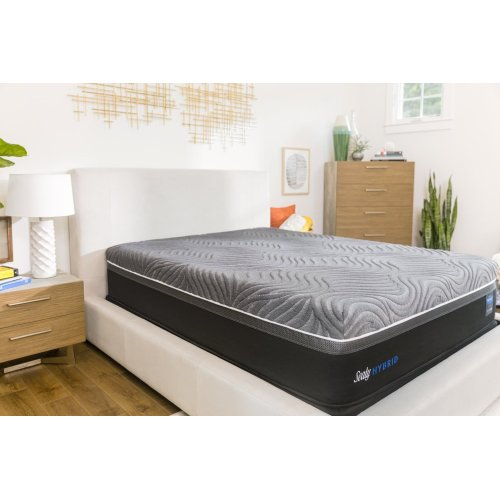 Hybrid - Premium - Silver Chill - Firm - King - Mattress Only
