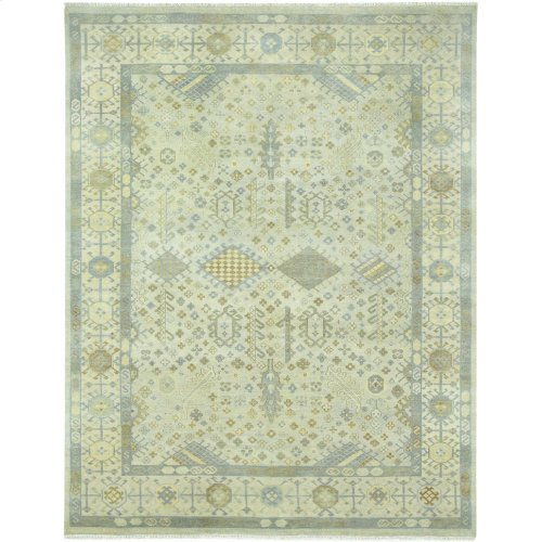 Legacy-Shiraz Silver Grey Hand Knotted Rugs