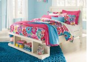 Blinton - White 3 Piece Bed Set (Full)