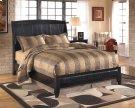 Harmony - Dark Brown 2 Piece Bed Set (Queen) Product Image