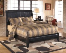 Harmony - Dark Brown 2 Piece Bed Set (Queen)
